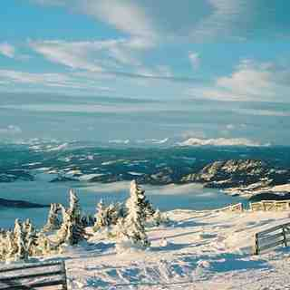 Hafjell Jan 2003
