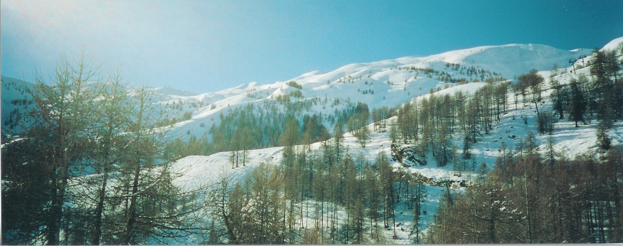 Le Seignus Allos, Val d'Allos 1500 Le Seignus