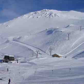 Mt Hutt - 11th September 2003
