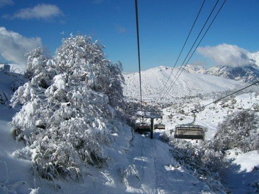 Sextuple @ Cerro Catedral - Bariloche - Argentina