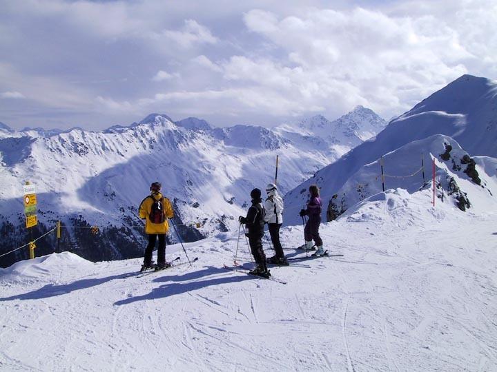 Vista, Davos