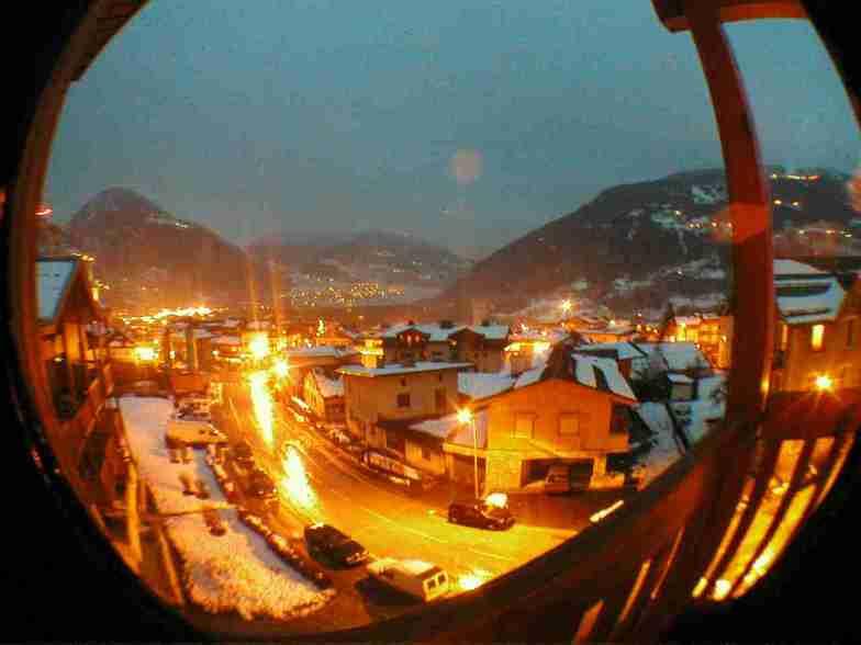 Saint Maurice Sur Moselle snow