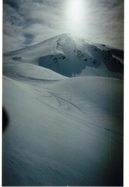 Gods Own Ski Field-Mt Potts/NZ