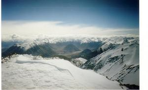 Southern Alps from Porter Heights /02, Porters photo