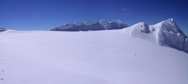 Mt Ruapehu, Turoa
