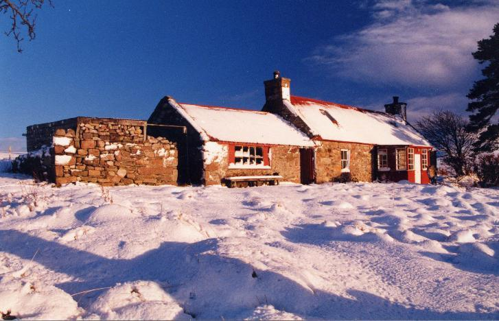 Eskmore Cottage, Ladder Hills, Cairngorm