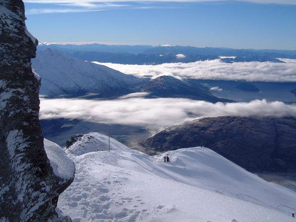 TC summit, Treble Cone