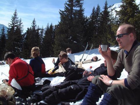 Argentiere Ski Resort by: skibumsen