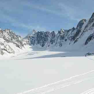 Chamonix - Grand Montets