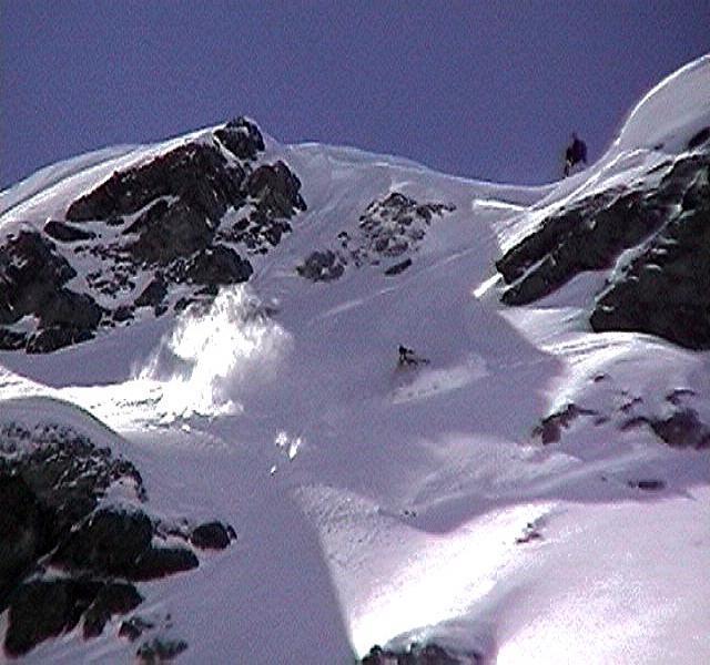 Ski Santa Fe snow