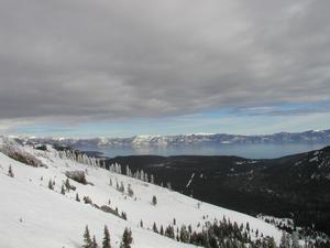 Lake Tahoe New Year 2003, Tahoe Donner photo
