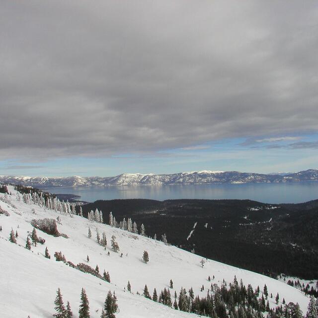 Lake Tahoe New Year 2003, Tahoe Donner
