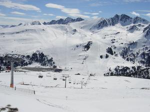 Pas la casa (Grau Roig Valley) - Andorra, Grandvalira-Pas de la Casa photo