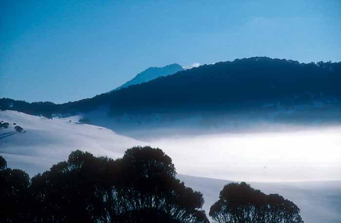 Jagungal View, Selwyn Snowfields