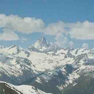 Nufenenpass, Gstaad - Saanen - Rougemont