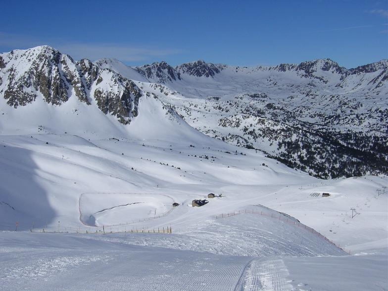 Grandvalira-Pas de la Casa snow