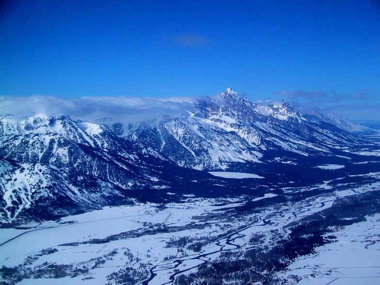 Grand Teton, Jackson Hole, WY