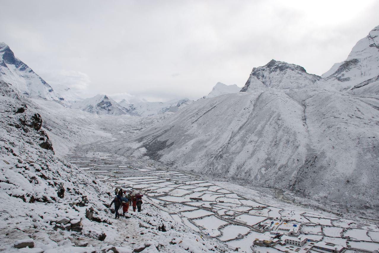 Dingboche, Nepal 4360m, Mount Everest