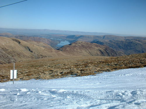 Scafell Pike Ski Resort by: peter s