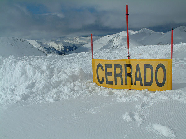 San-Isidro snow