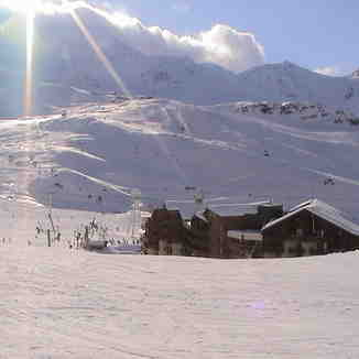 Val Thorens first week
