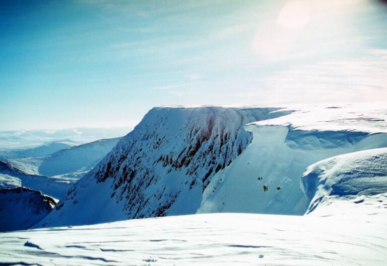Aonach Mor 2003, Nevis Range