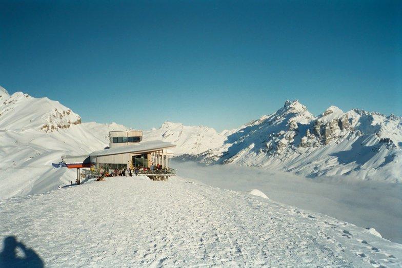 Meiringen-Hasliberg snow