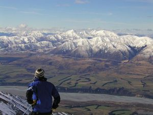 Southern Alps, Craigieburn photo