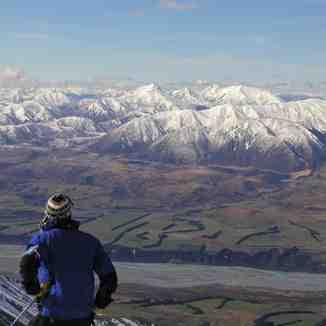 Southern Alps, Craigieburn
