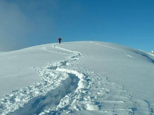 Craigieburn snow