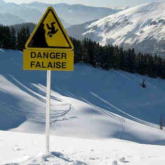 Morzine Danger