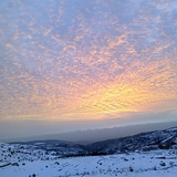 SUNSET FOR FARAYA, Lebanon