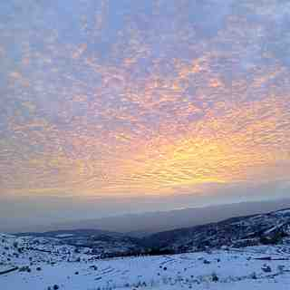 SUNSET FOR FARAYA, Mzaar Ski Resort