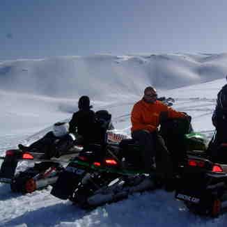 snowmobile in faraya, Mzaar Ski Resort