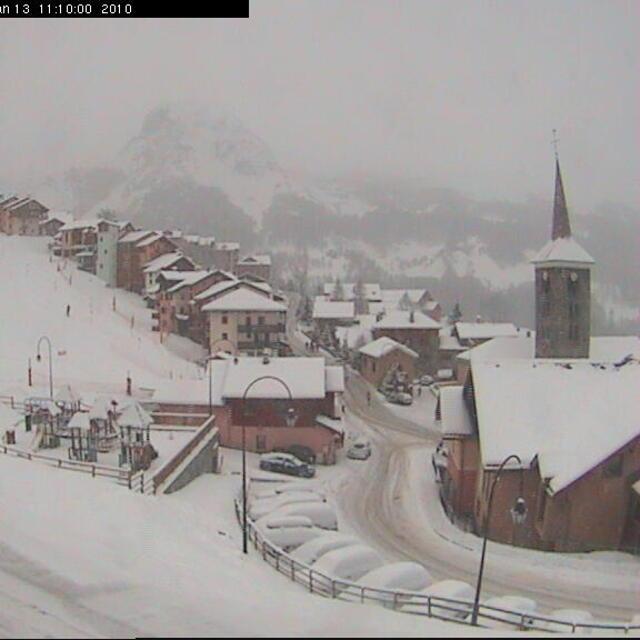 Bring on the snow, St Martin de Belleville