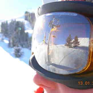 Vicky, Alpe d'Huez