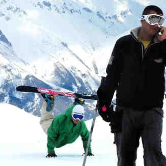 Sweet Day Of Ski, Dizin