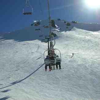 chair 22, Mammoth Mountain