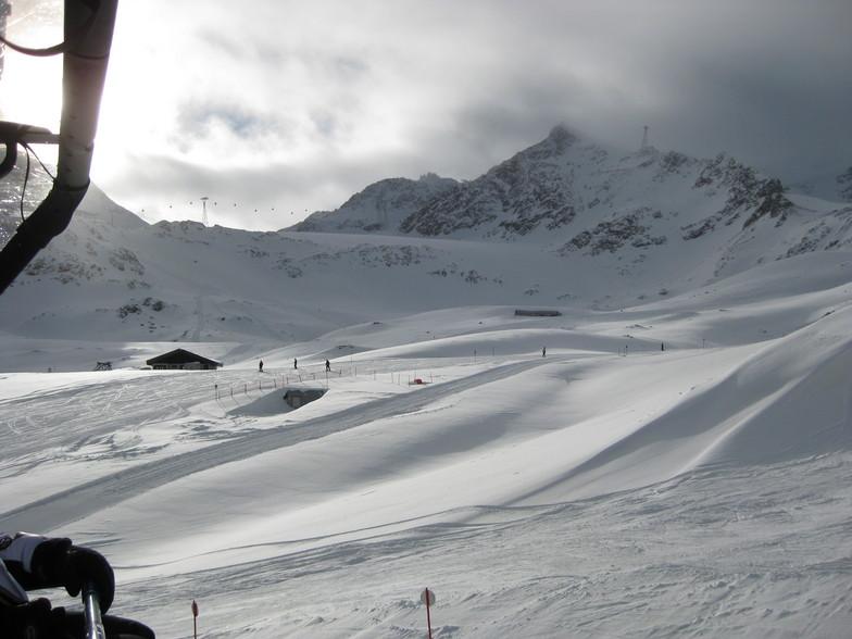Austria's finest, Pitztal Glacier