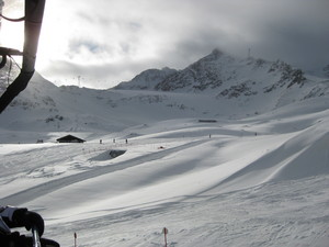 Austria's finest, Pitztal Glacier photo