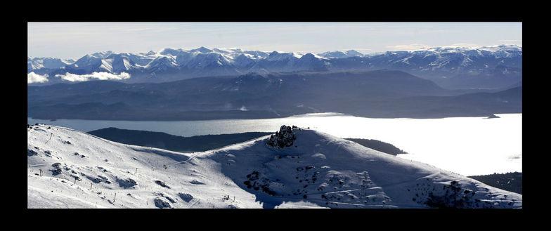 Panoramic Bariloche, Cerro Catedral