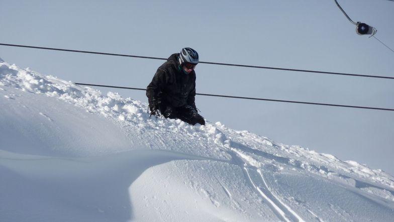 Deep snow, Fügen/Spieljoch