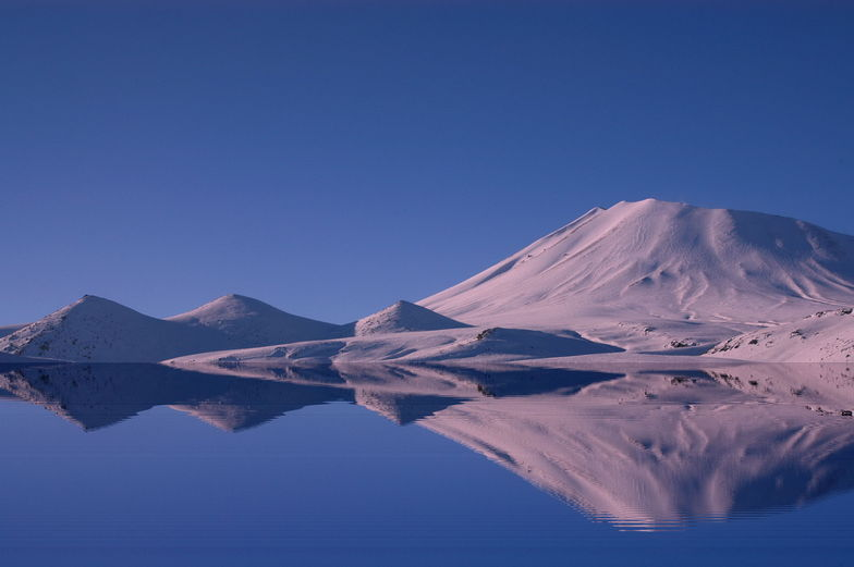 erciyes te göl, Erciyes Ski Resort