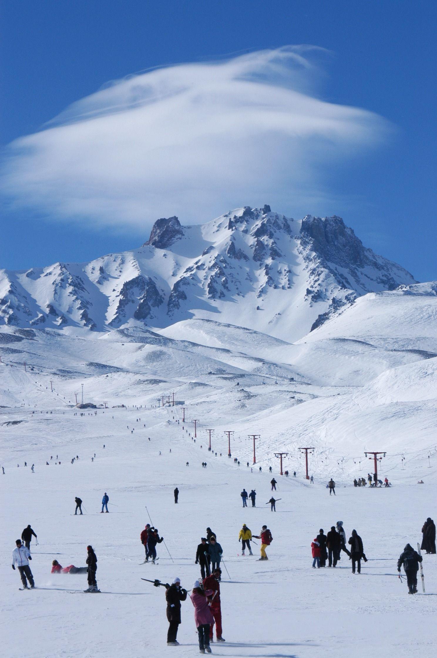 ERCÄ°YES, Erciyes Ski Resort