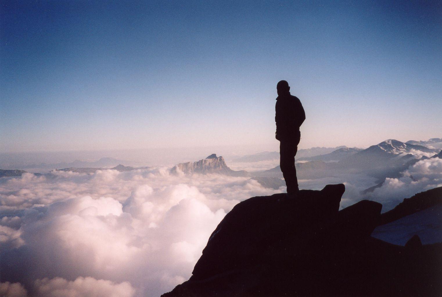 Mont Blanc, I have no words..., Saint Gervais