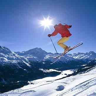 A nice sunny day in St. Moritz...!, St Moritz