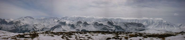 Damavand Mount, Mount Damavand