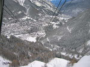 Courmayeur Funivie photo