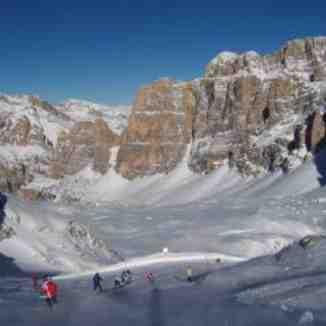Lagazuoi  Dolomites, Cortina
