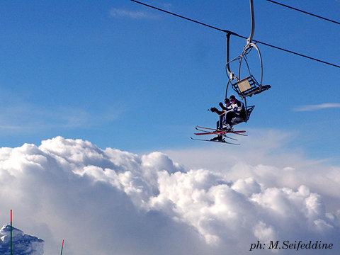 Faraya Mzaar, Lebanon, Mzaar Ski Resort